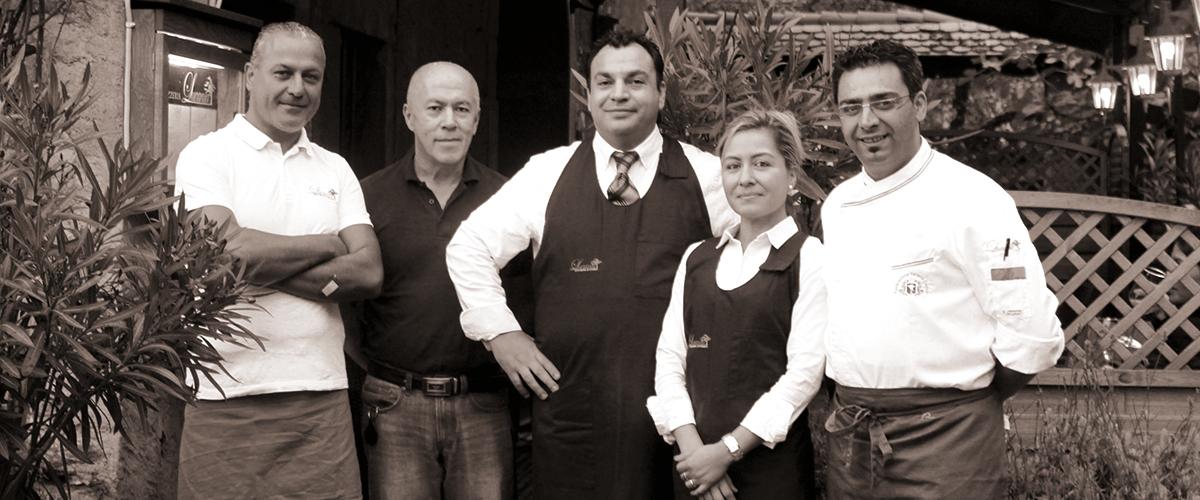 Toute l'équipe du Lucania vous souhaite la bienvenue...